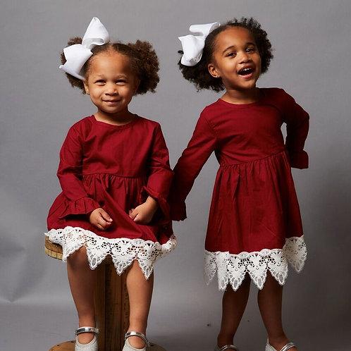 """oh baby"" Babydoll dress"