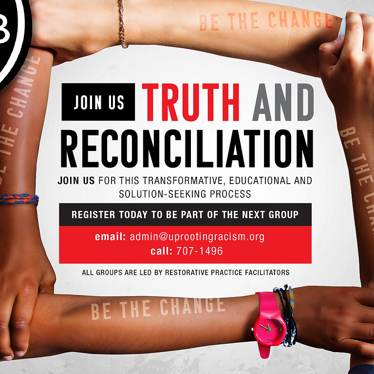 Truth & Reconciliation Community Conversations