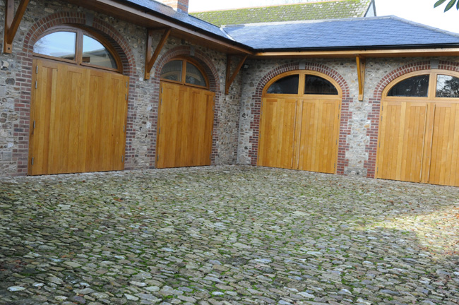 Barn-Garage Conversion
