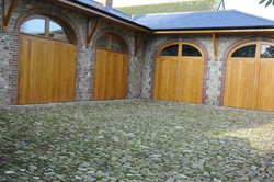 Barn-Garage Conversion
