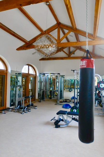 Gym Conversion