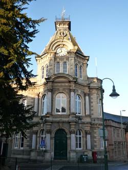 Town Hall Refurbishment