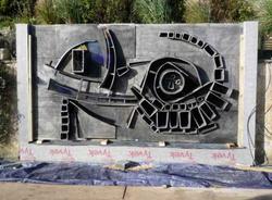 Unique Art Installation