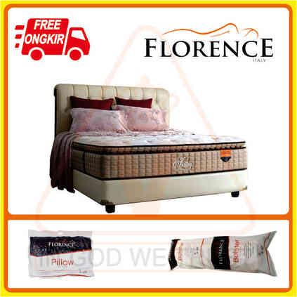 Florence - Sisilia - Set - 180 x 200 / 180x200