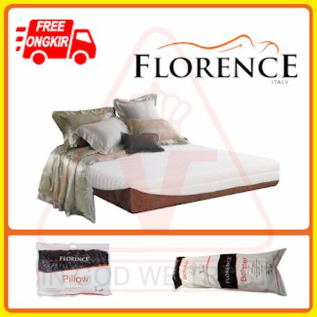 Florence - Livorno - Kasur - 200 x 200 / 200x200