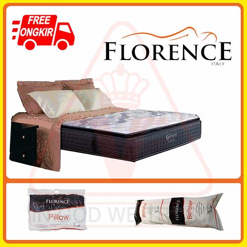 Florence - Genoa - Kasur - 100 x 200 / 100x200