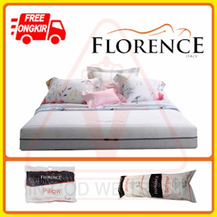 Florence - Orthopedic Care - Kasur - 200 x 200 / 200x200