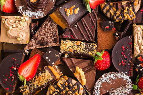 Chocolate Style Platter LARGE