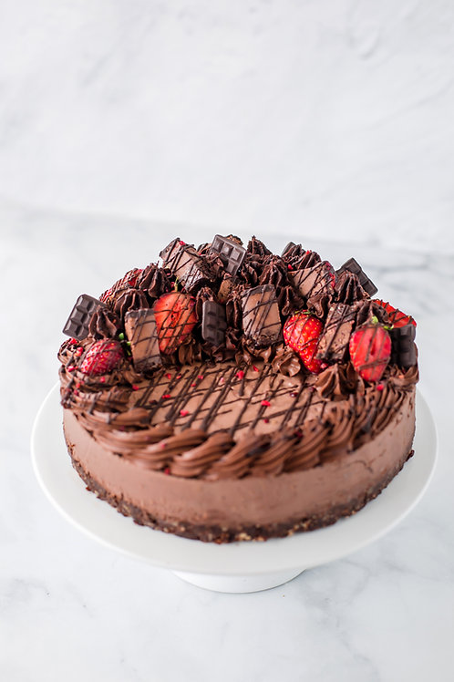 21cm Black Forest Cake