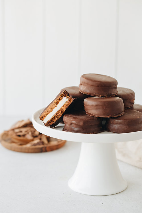 Mint Creme Cookie