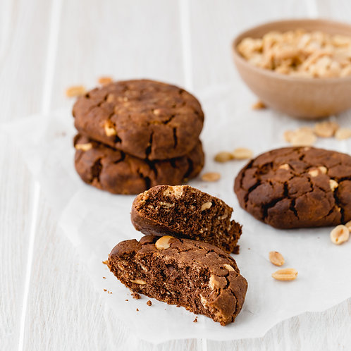 Peanut Butter Choc Cookie
