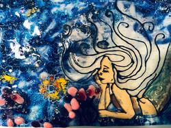 Glass Mermaid
