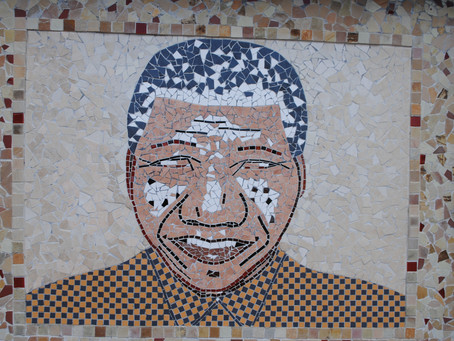 Smiling like Mandela: nieuwe boekingen starten!