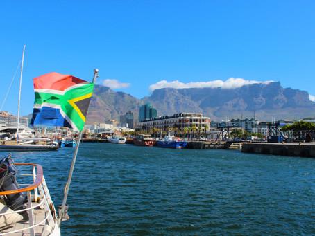 Kaapstad en Michelle, jawel Obama