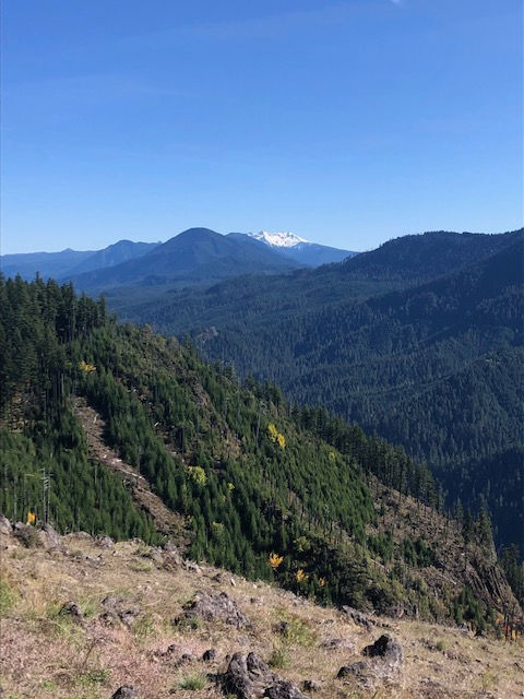 Heckletooth Mountain Trail Shuttle