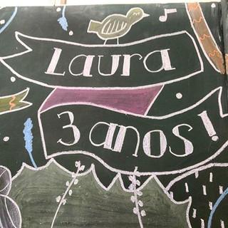 #lousa #chalkboard #kidsparty
