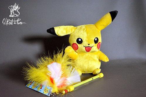 Pikachu duster
