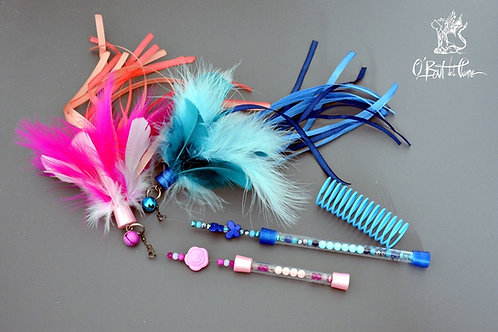 Mix feather duster