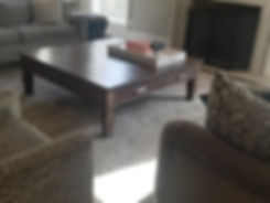 Brown coffee table with legs.jpg