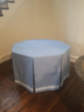Blue table skirt.jpg