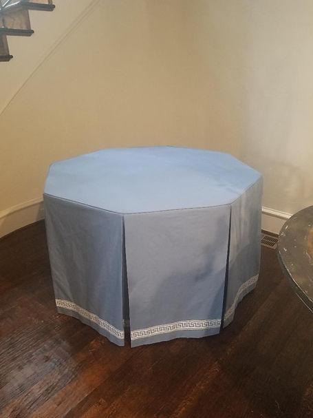 Blue table skirt.jpg