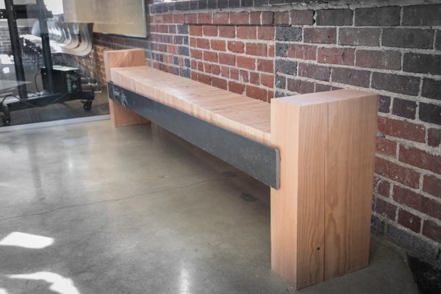 Beam bench 07