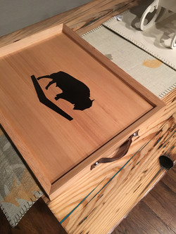 Bison Tray