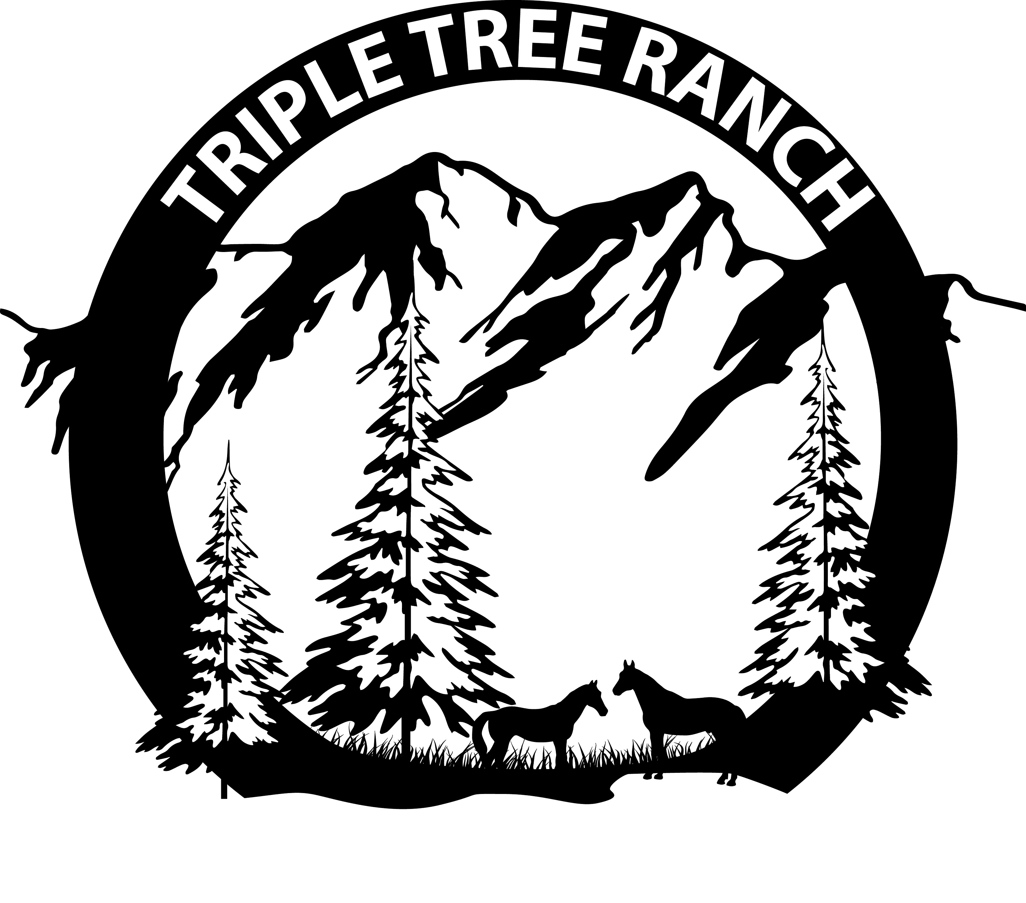 Triple Tree Ranch Logo