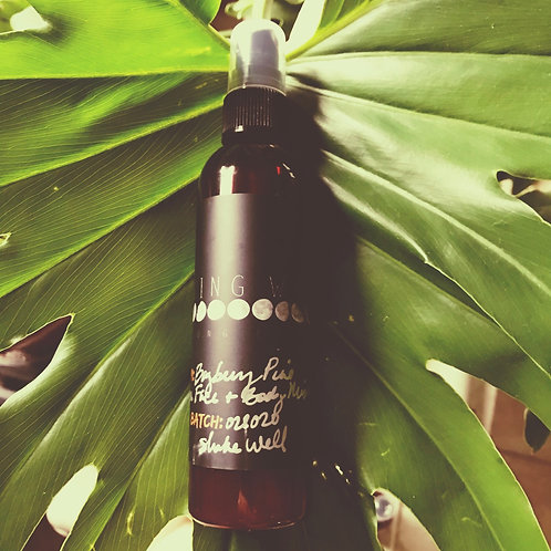 Bayberry Pine Mica Face & Body Mist