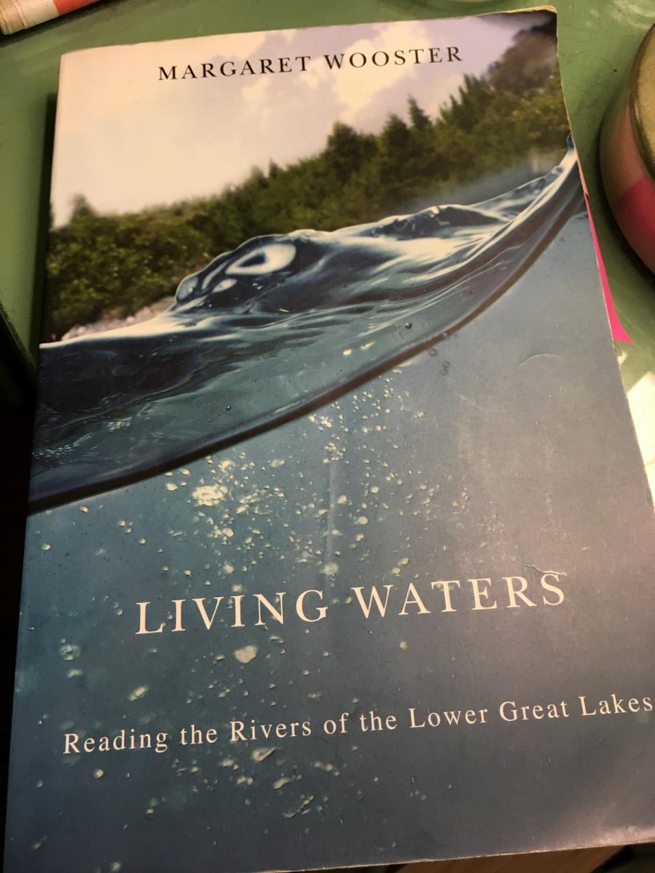 "Margaret Wooster's ""Living Waters"""