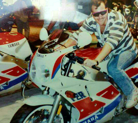 Early 1980's FZR1000