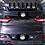 "Thumbnail: 2014 - 2018 Cherokee KL 31"" Pod Light Hood Mount & Rear Pod Light Bracket"