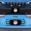 """Thumbnail: 2019+ Cherokee KL Front 16"""" Pod Light Mount & Rear Pod Light Mount Bracket Combo"""