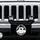 "Thumbnail: 2007 - 2017 Jeep Patriot MK Front 16"" Pod Light Mount Bracket"