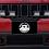 """Thumbnail: 2017 - 2020 Grand Cherokee 24"""" Front License Plate Pod Light Mount Bracket"""