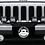 "Thumbnail: 2007 - 2017 Jeep Patriot MK Front 24"" Pod Light Mount Bracket"