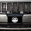 "Thumbnail: 2011 - 2013 Grand Cherokee 16"" Front License Plate Pod Light Mount Brack"