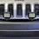 "Thumbnail: 2014 - 2018 Jeep Cherokee KL 20"" Hood Mounted Front Pod Light/ Light Bar Bracket"