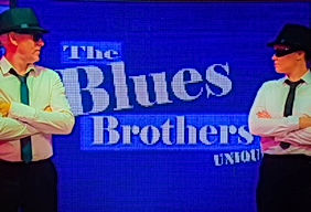 Blues Brothers, Soul & Motown Tribute Act