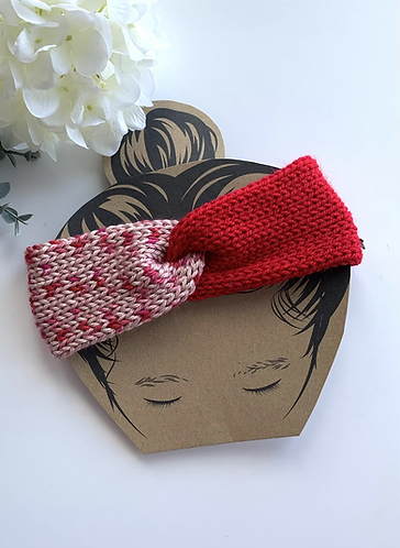 Kids strawberry shortcake headband
