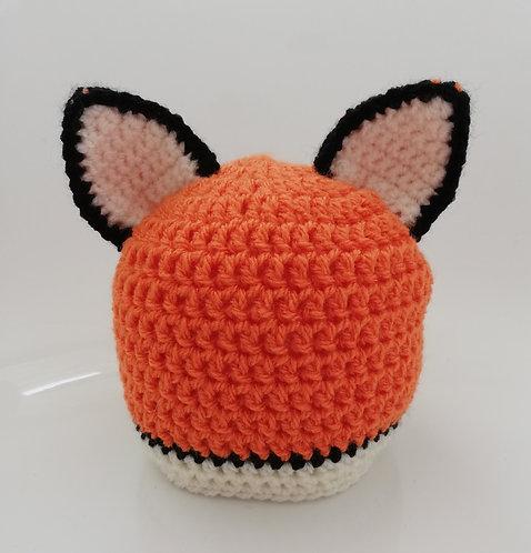 Fox style hat