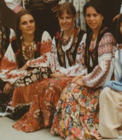 Gypsy Folk Ensemble Legacy Members