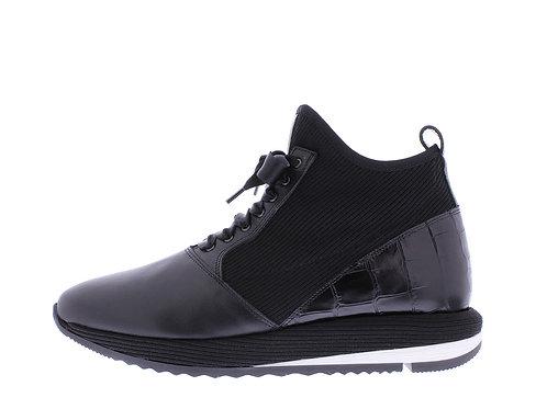 Mexico sneaker - 9459-74-117_2V122 zwart