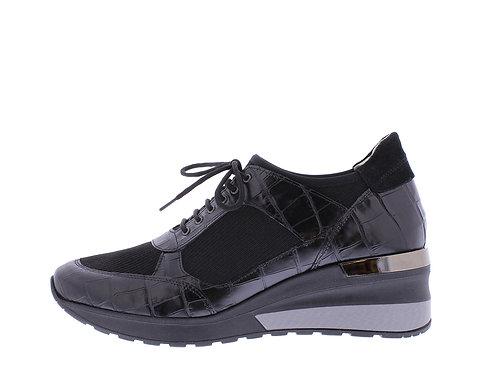 Angel sneaker - 9453-74-85_2V116 zwart