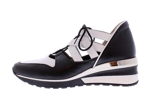 Angel sneaker - 9342-74-85 zwart-wit