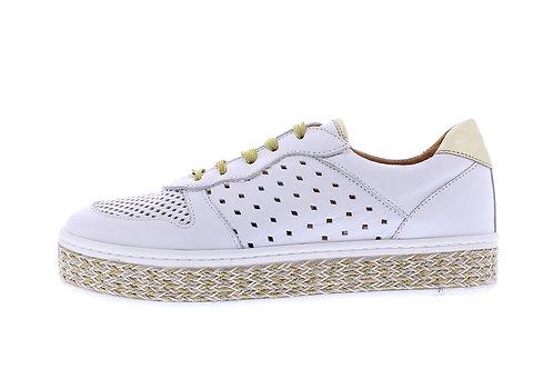 Ingel sneaker - 0340-107-137_2V0027 wit