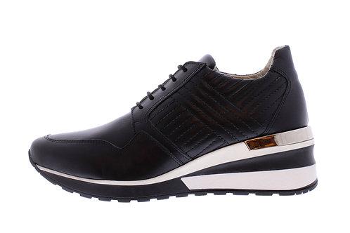 Angel sneaker - 9345-74-85 zwart