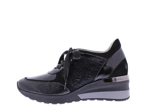 Angel sneaker - 9344-74-85_2V146 zwart
