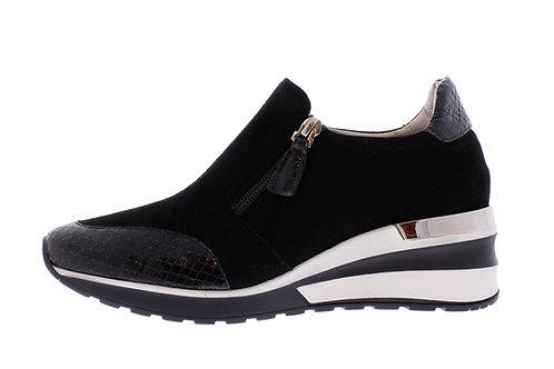 Angel sneaker - 9311-74-85 zwart