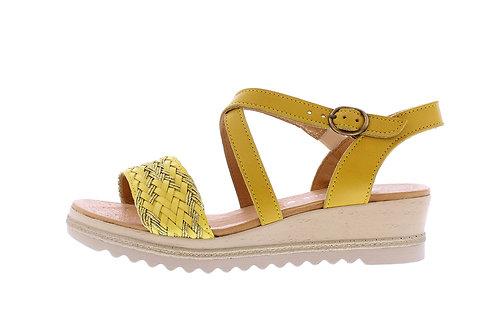 Leonora sandaal - 0364-103-141_2V0014 geel